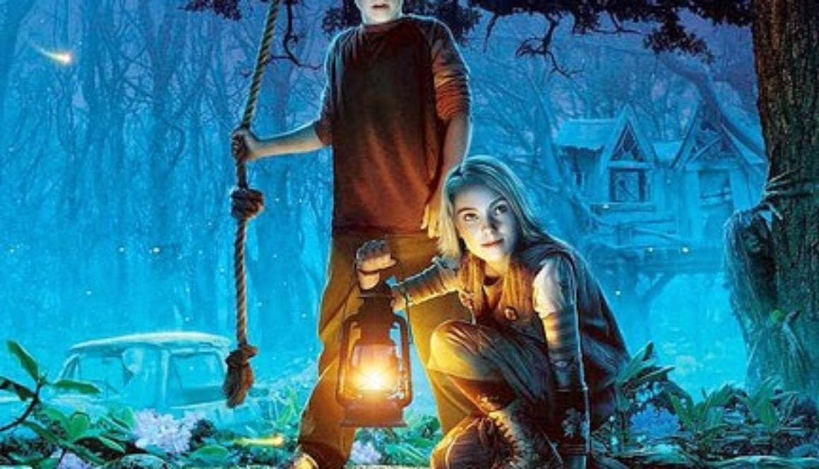 Throwback Thursday Fantasy Relay: Bridge to Terabithia
