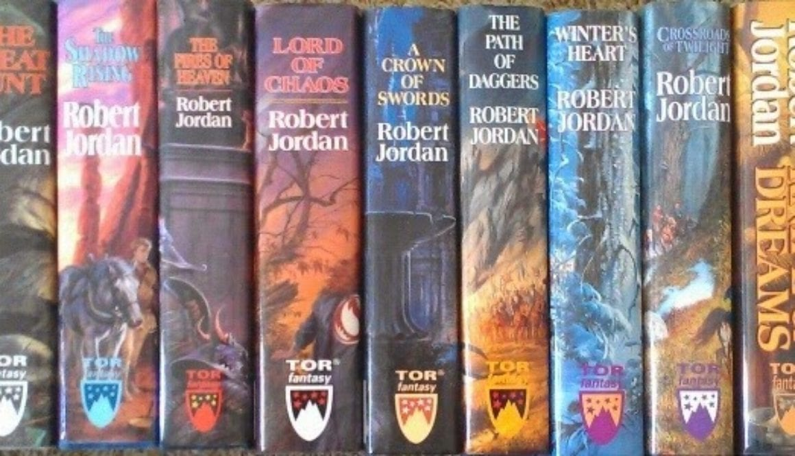 Throwback Thursday Fantasy Relay: The Wheel of Time