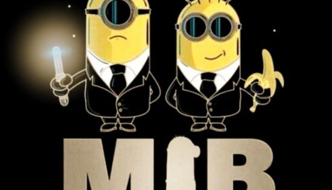 Minion Movie Mashup Madness
