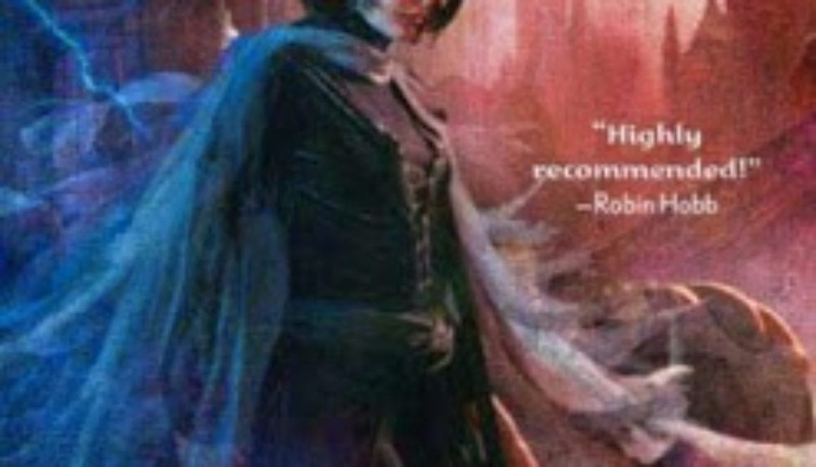 Throwback Thursday Fantasy Book Relay: Mistborn!