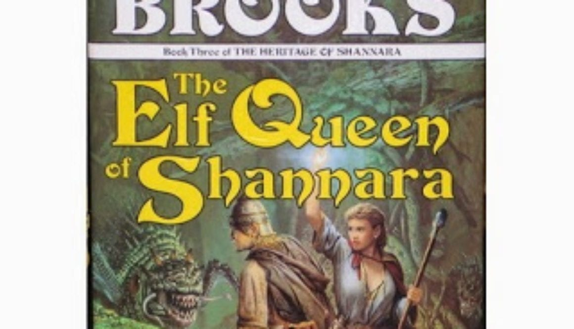 Throwback Thursday Fantasy Relay: The Elf Queen of Shannara!