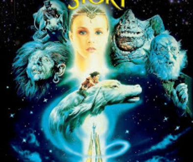 Throwback Thursday Fantasy Relay: The NeverEnding Story!