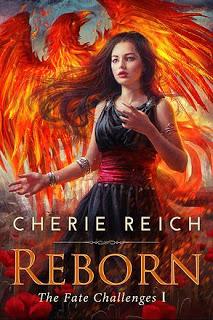 Reborn fantasy mythology book review by Emilyann Girdner