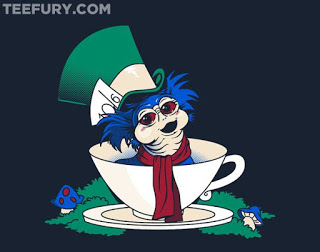 alice in wonderland and labyrinth mashup funny