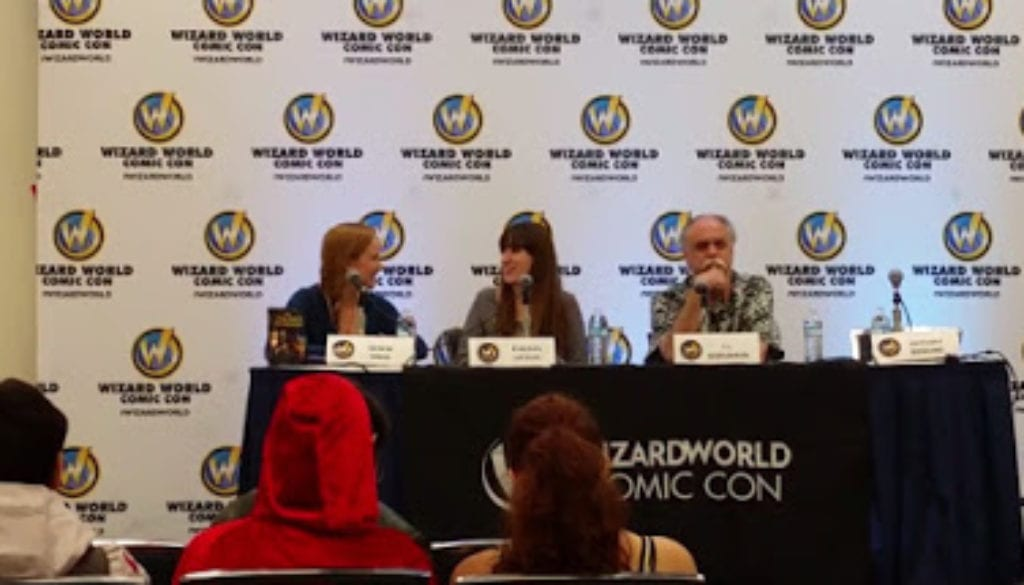 Emilyann Girdner Wizard World Author Guest