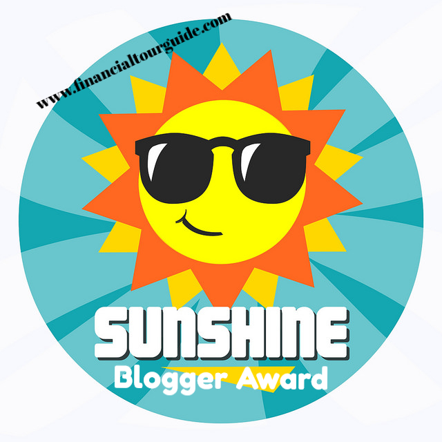 Emilyann Girdner Sunshine Blogger Awards