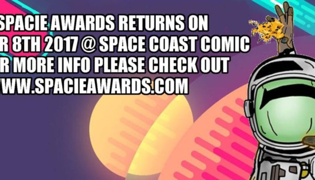 Spacie Awards - Vote for Emilyann Girdner Fantasy Author Space Coast Comic Con