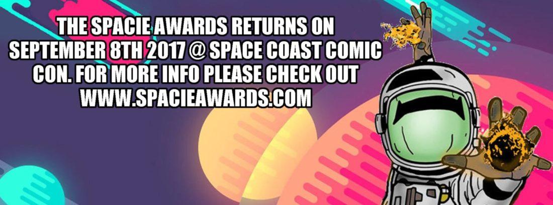 Spacie Awards - Vote for Emilyann Girdner Fantasy Author Space Coast Comic Con