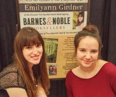 Fantasy Author Life Interview Emilyann
