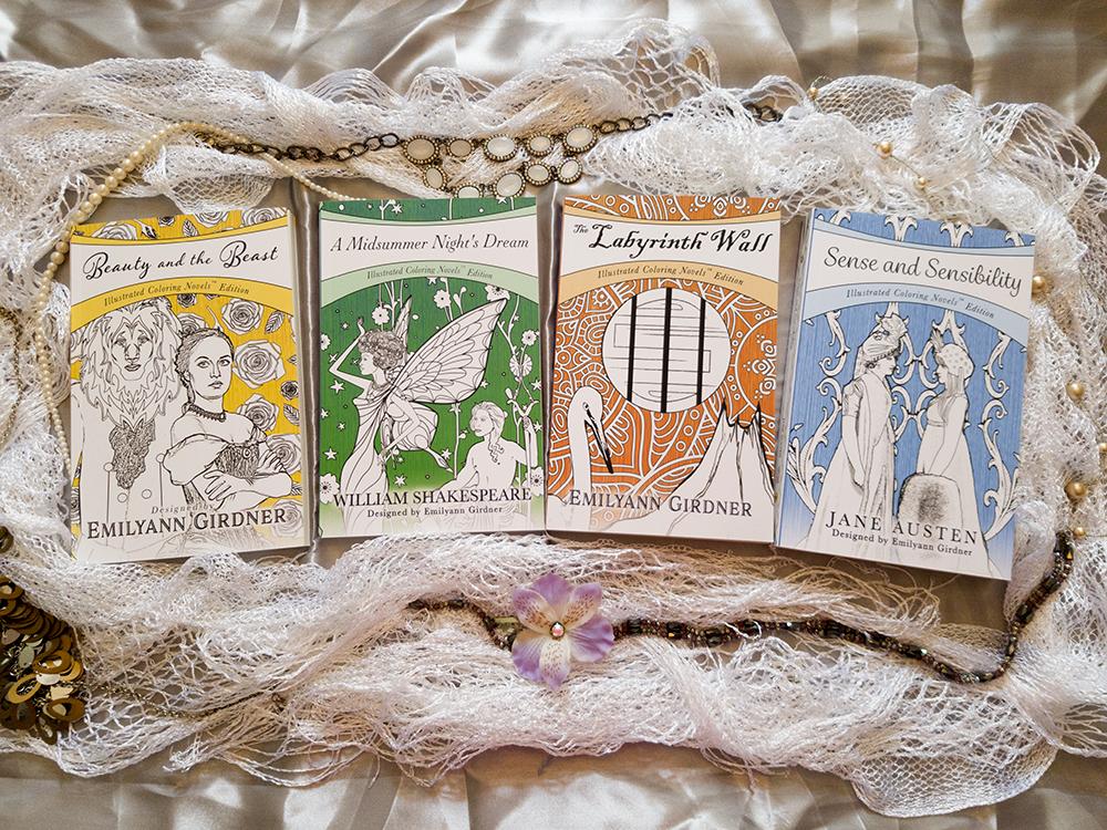 Coloring Novels™