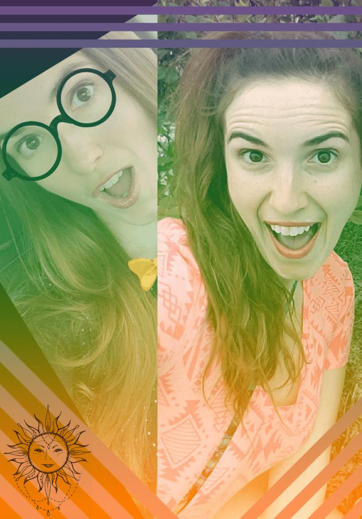 Rainbow Portraits - Goofy Days