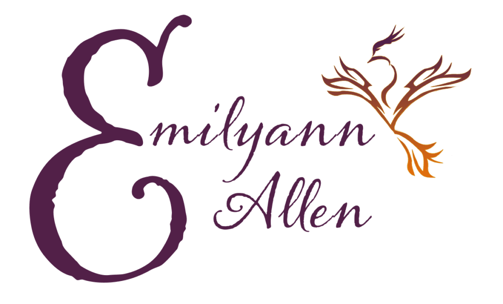 Emilyann Allen = Bestselling author and award winning designer