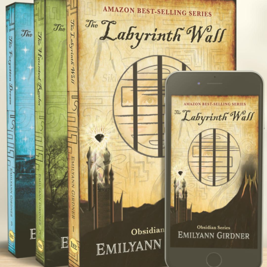 Obsidian Series Fantasy Books